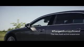 New Audi A8: Active Suspension (Audi A8 D5)