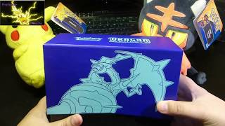 Pokemon Dragon Majesty Elite Trainer Box Okay pulls