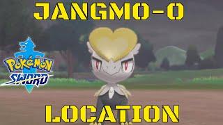 Pokemon Sword And Shield Jangmo-O Location