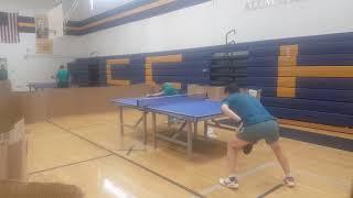 Table tennis 02172019 part 1
