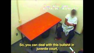 Interrogation of C.R.: Rape Clip