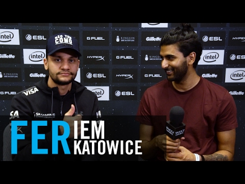Fer on team roles: 'All teams have one star. We have coldzera, the other four need to know that'