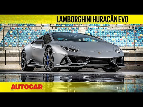 Lamborghini Huracán Evo | First Drive Review | Autocar India