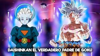GOKU EL HIJO DE DAISHINKAN   CAPITULO 1   DRAGON BALL SUPER 2