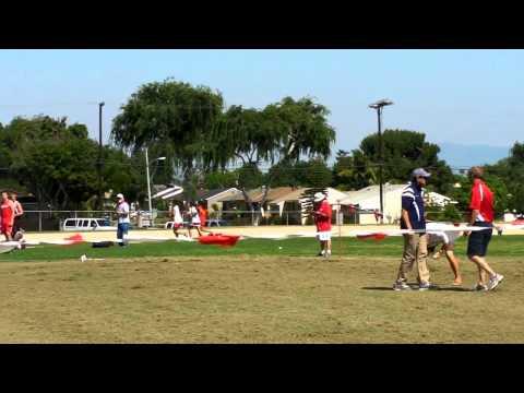 John Rinkus Olympic League Discus Final