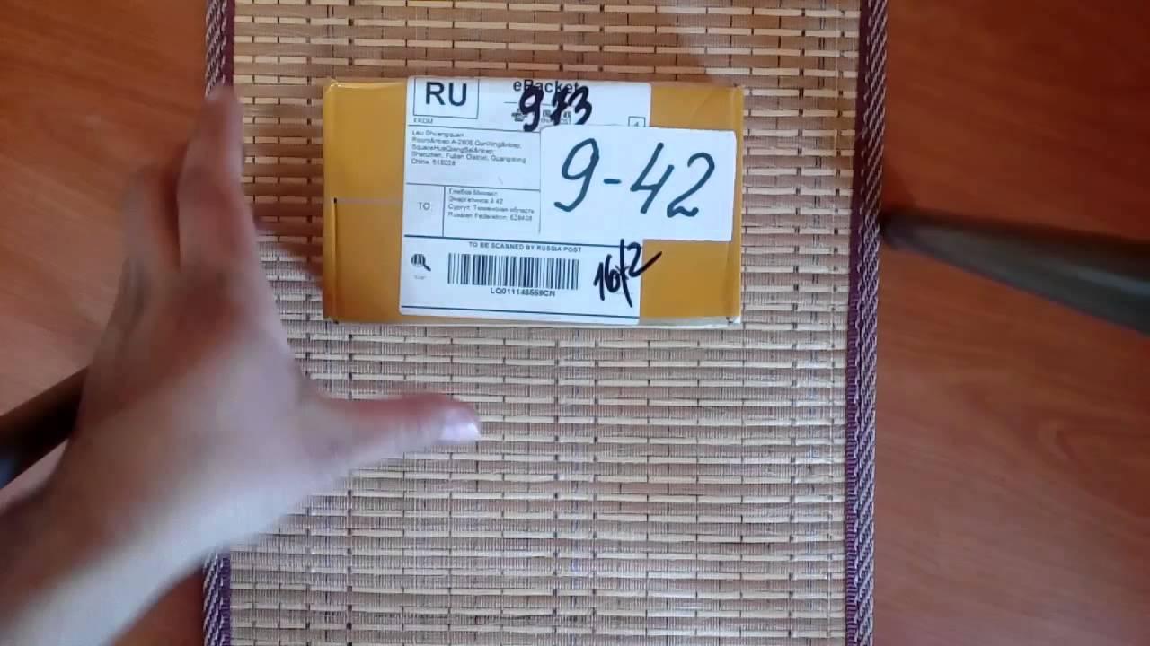 Смартфон Asus Zenfone 2 Laser - распаковка, обзор - YouTube
