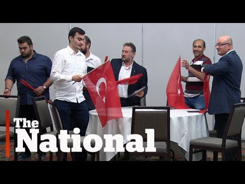 Turkish refugees in Canada fear reprisals