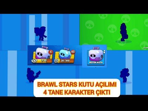 BRAWL STARS KUTU AÇILIMI 4 TANE KARAKTER ÇIKTI ( ROSA ÇIKTI ) #3