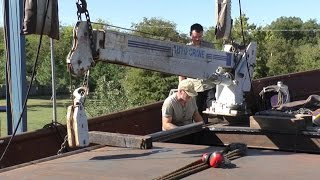 Deck Crane - Part 1