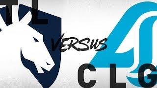 Video TL vs. CLG - Week 5 Day 2 | NA LCS Summer Split | Team Liquid vs.Counter Logic Gaming (2018) download MP3, 3GP, MP4, WEBM, AVI, FLV Agustus 2018