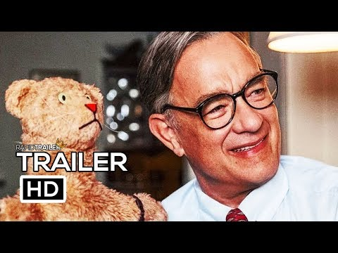 A BEAUTIFUL DAY IN THE NEIGHBORHOOD Official Trailer (2019) Tom Hanks, Drama Movie HD