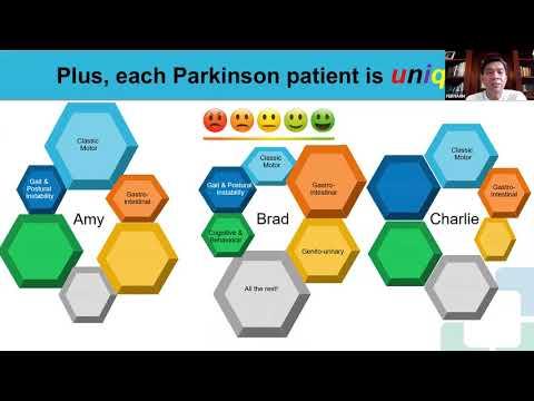 wHolistic!™ Non-pharmacologic treatments of Parkinson disease Hubert Fernandez, MD