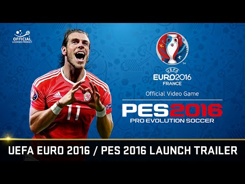 [Official] UEFA EURO 2016/PES 2016 30 Second Launch Trailer