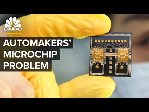 Why Tiny Microchips Are Crippling The Global Auto Industry And Driving Up Prices