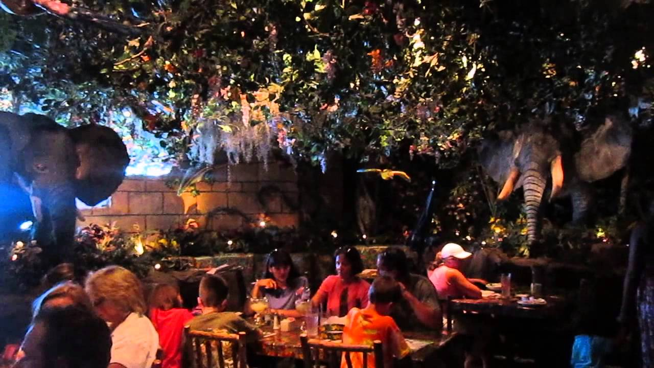 Rainforest Cafe Atlantic City Images