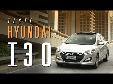 Hyundai I30 1.8 MPI - Teste WebMotors