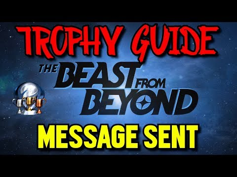 The Beast from Beyond: Message Sent Trophy Guide - Send the Turnstile Back to the Past