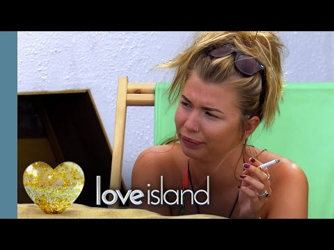 Olivia Gives Alex A Talking To About Sleeping With Zara - Love Island 2016