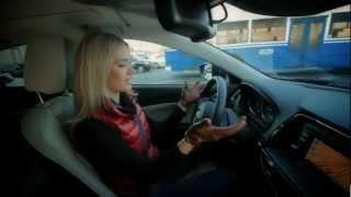 NEW Mazda 6: тест-драйв в программе Москва рулит.