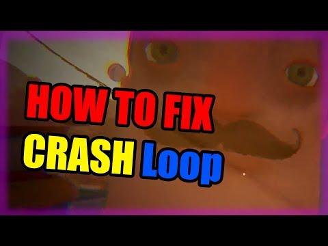 Hello Neighbor Levels Crash Alpha 4 for Help