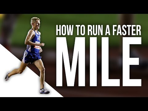 How to Run a Faster Mile: 7 Training Tips