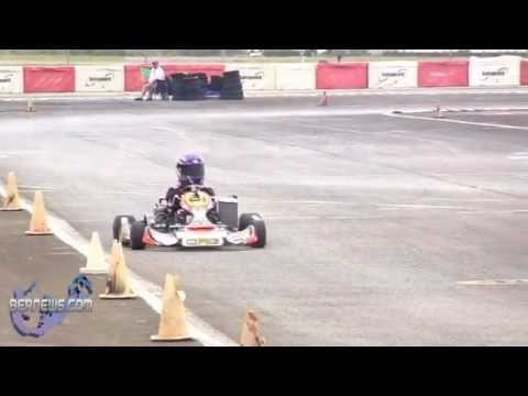 #2 Karting Races At Southside, Oct 21 2012