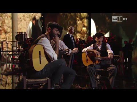 Andrea Bocelli - Brucia La Terra - Il Mio Cinema - (Magyar felirattal)