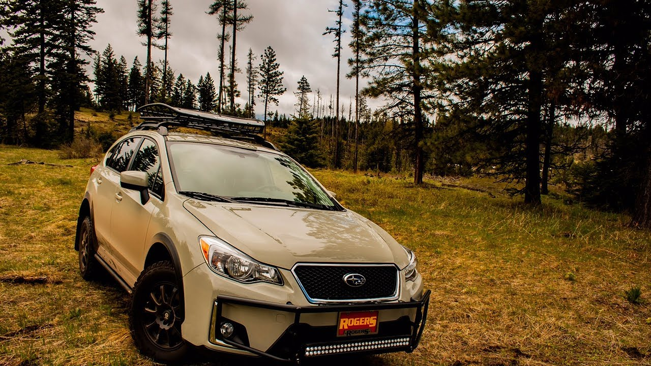 Subaru Crosstrek Off Road >> Off-Road Crosstrek RMX - YouTube