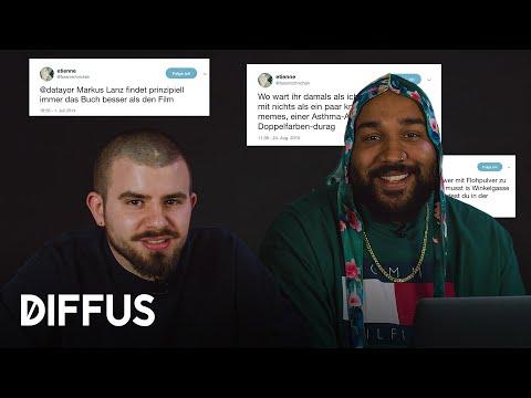 OG Keemo & Funkvater Frank reagieren auf alte Tweets  DIFFUS