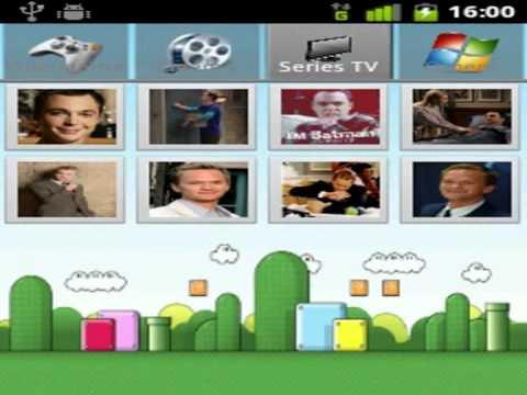 Appli Android : La boite à sons du Geek (Geek