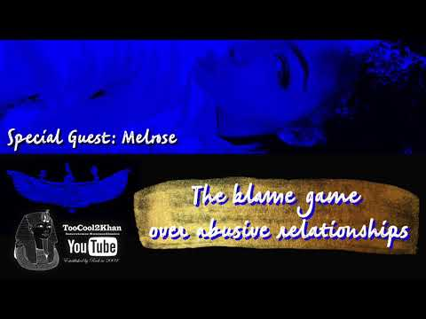 The blame game over abusive relationships