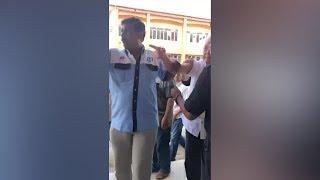 Former Julau MP embroiled in heated argument over PKR polls
