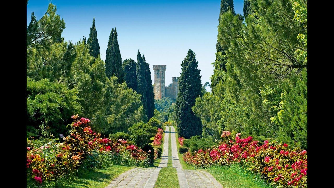 Parco giardino sigurt youtube - Giardini bellissimi ...