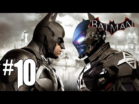Batman Arkham Knight - Playthrough #10 [FR]
