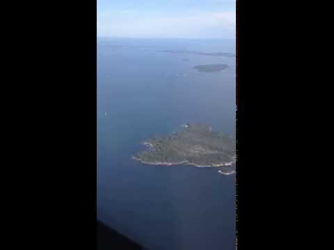 Flight Over Helsinki