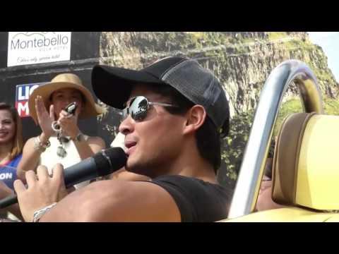 TOUR DE CEBU, PHILIPPINES. 2nd. 1,000 km Historic Sports car rally…Celebrities..