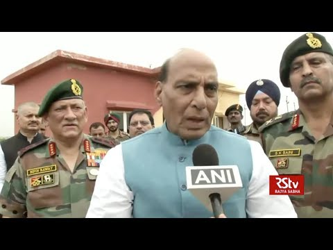 India's nuclear policy in future will depend on circumstances: Rajnath Singh