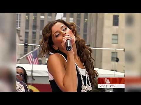 Nelly Furtado Ft Timbaland - Promiscuous Live today-show) HD