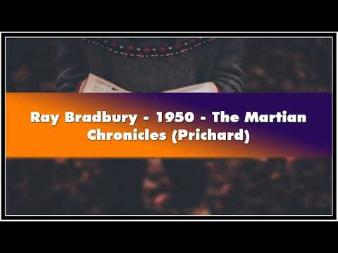 Ray Bradbury 1950 The Martian Chronicles Prichard Audiobook