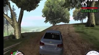Como encontrar o carro mais raro do gta sa