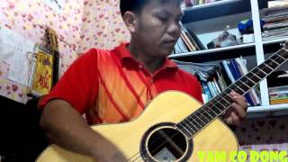 Vàm Cỏ Đông-Nhạc Trương Quang Lục-Chuyển soạn Guitar Thiện Tơ-Trình bày: Vũ Kiên Quyết