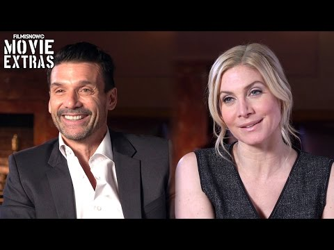 The Purge: Election Year | On-set with Frank Gallo & Elizabeth Mitchell [Interview]