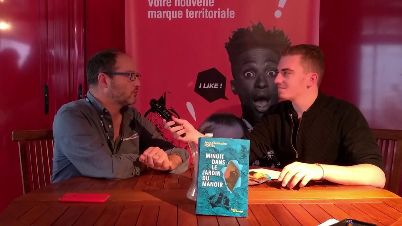 Interview Jean-christophe Portes