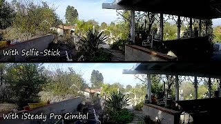 How I Vlog: The iSteady Pro Gimbal - Sample Footage