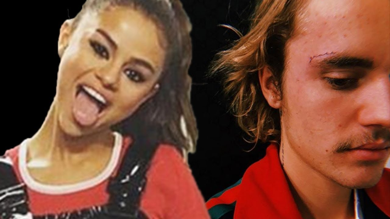 Justin Bieber Reveals Face Tattoo Selena Gomez Surrounded By Bad Influences