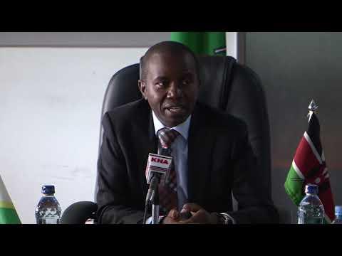 Africa needs to address cyber security issues, says CS Mucheru