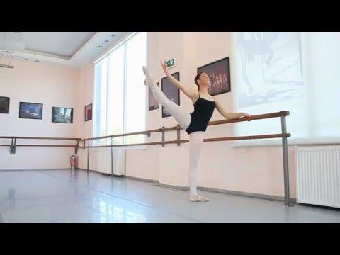 Chalemi Myrto - Elmhurst Audition (ballet)