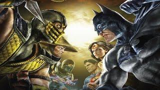 ► Mortal Kombat vs. DC Universe - The Movie | All Cutscenes (Full Walkthrough HD)