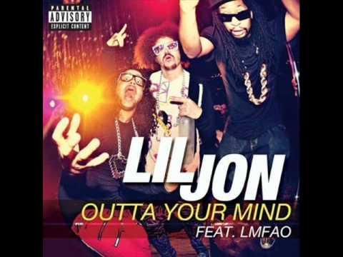 Lil Jon & LMFAO- Outta Your Mind [Dl Maher Tn Remix 2011] 105 bpm