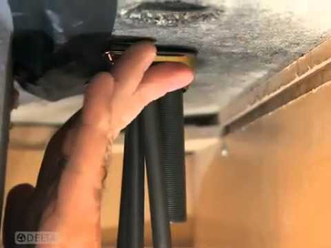 Delta Installing Kitchen Faucet Youtube